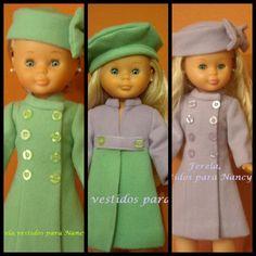 Nancy Doll, Dolls, Ideas, Vestidos, Antique Dolls, Infancy, Girlfriends, Baby Dolls, Puppet