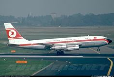 Boeing 707-138(B) aircraft picture
