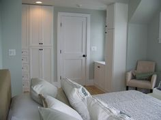 Silvery Blue 1647 by Benjamin Moore | color & paint inspirations ...