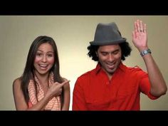 "Comedian Anjelah Johnson & husband of band ""Group1Crew"" Manwell: The Newly Wedded Game"