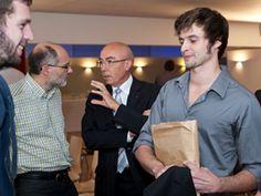 Gabriel Cardoso, lauréat du concours Boost Your Code 2011