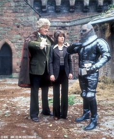 Sarah Jane Smith debut and fans saw a Sontaran for the first time, in 1973