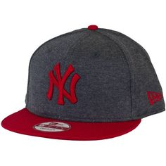 New Era Fleecicle Cap New York Yankees grey/red ★★★★★