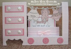 Julies Crafty Creations: My DT card for Digi Darla's challenge