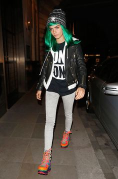 Arriving at London's Hotel Cafe Royal on May 30, 2014.   - Cosmopolitan.com