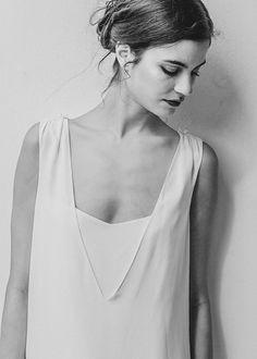 Robe-de-mariée-Laure-de-Sagazan-2015-Modèle-Sartre-2.jpg 571×800 ピクセル