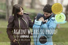 Another award! Yeyy, we're super proud!   http://www.familychoiceawards.com/family-choice-awards-winners/liliputi-3in1-babywearing-and-maternity-mama-coat/  #babywearing #LiliputiMamaCoat #LiliputiStyle #coat #maternitycoat #babywearingcoat #winterbabywearing #winter #award #awardwinner