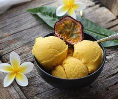 Tropical ice cream