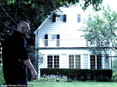 The Amityville horror: The boy who lived in the true-life haunted house breaks his 40-year silence       The house where the Lutzes in Long Island lived was site of mass murder     Family lasted only 28 days in the haunted house in 1976     Daniel Lutz, w