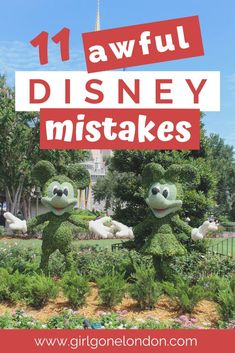 Avoid these Disney World planning mistakes if you want to have a great time and not get bogged down in all of the Disney mistakes that families make. Disney Vacation Club, Disney Travel, Disney Vacations, Travel Usa, Travel Tips, Travel Destinations, Travel Guides, Disney World Tips And Tricks, Disney Tips