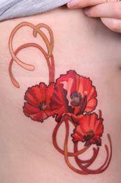 awesome Amanda Wachob tattoo