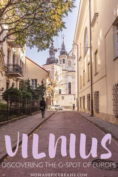 If you are looking for a real hidden gem in Europe, look no further than Viln. Europe Destinations, Europe Travel Guide, Travel Guides, Holiday Destinations, Lithuania Travel, Poland Travel, Italy Travel, Best Cities, European Travel