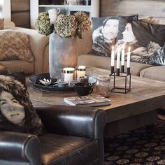 I like rooms that are engaging and not just purely a room that makes any kind of sense. I add odd chairs, benches for impromptu plonking. I'll accessorise the dining table like I would a coffee table. I'll put a dining table next to the bed, a floor lamp over a tiny chair.