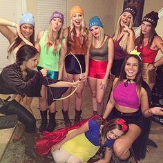 Girl Group Halloween Costumes   POPSUGAR Love & Sex Photo 11