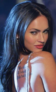 Chatter Busy: Megan Fox Quotes