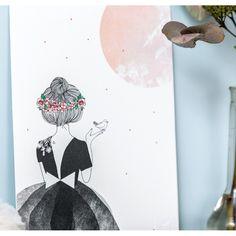 La danseuse et l'oiseau - My Lovely Thing