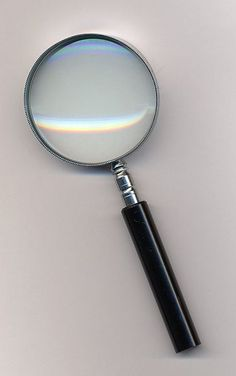 "Photo of a magnifying glass. Credit: Wikimedia Commons. Read more on the GenealogyBank blog: ""How to Research Your Genealogy with Google & Newspapers."" http://blog.genealogybank.com/how-to-research-your-genealogy-with-google-newspapers.html"