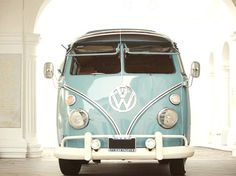 VW Camper Van. Gonna buy one of these if I ever play and win the lottery. with <3 from JDzigner www.jdzigner.com