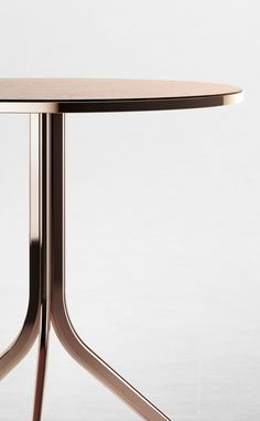 Jean Louis Iratzoki's Bistro Table in marble and metal
