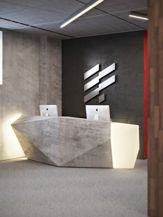 Office concept beta on Behance | Looking for an Office Space for Rent in Noida Visit : http://www.commercial-office-space-for-rent-in-noida.co.in/