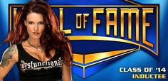 Lita announced as WWE Hall of Fame 2014 inductee, Trish reacts