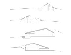 Edgeland House,Sections