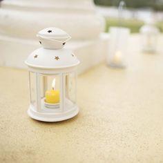 Latarenka biała Candle Holders, Table Lamp, Candles, Home Decor, Table Lamps, Decoration Home, Room Decor, Porta Velas, Candy
