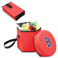 Boston Red Sox 12 Quart Bongo Cooler - Red - $33.99