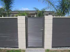 corregated metal fence | Corrugated Metal Fences | House Roof