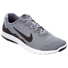 6e0386128 Nike Nike Men's Flex Experience Rn 4 Running Shoe (404590801) ($65) ❤ liked  on Polyvore featuring men's fashion, men's shoes, shoes, nike mens shoes,  ...