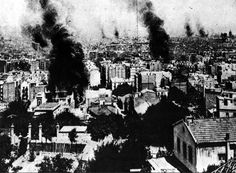 Spain - 1936-39. - GC - bombing