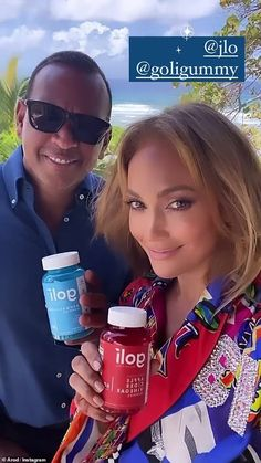 Jennifer Lopez and Alex Rodriguez look peachy in paradise as they join forces for a new campaign | Daily Mail Online Alex Rodriguez, Jennifer Lopez, News Source, Top News, Mail Online, Daily Mail, Music Videos, Paradise, Campaign