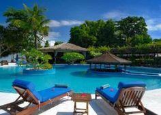 Siladen Resort is on Siladen Island, close to Bunaken.