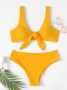 Seafood Fish Vintage Seabass Pattern Teen Swimwear Bathing Suits Quick Dry with Side Pockets