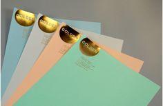• - Always been a fan of Golden's branding (@Cindy Hart)....