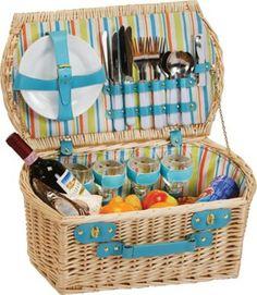 This is a proper picnic basket | Gotta Love a Picnic! | Pinterest ...