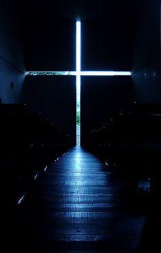 Church of Light by Tadao Ando  #ando #architecture #tadao Pinned by www.modlar.com