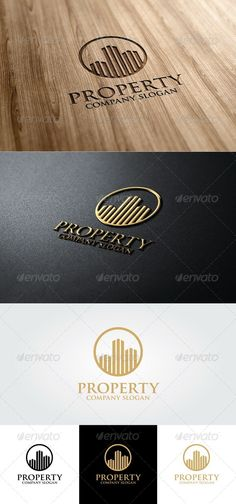 Property Logo Template - GraphicRiver Item for Sale