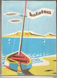 Lake Balaton, Hungary Heart Of Europe, Travel Illustration, Poster Ads, Vintage Travel Posters, Illustrations And Posters, Eastern Europe, World War Two, Nostalgia, Korea
