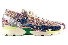 Chanel Sneakers 2014 #chanel   #karllagerfeld   #sneakers   #fahion   http://www.bliqx.net/chanel-sneakers-2014/