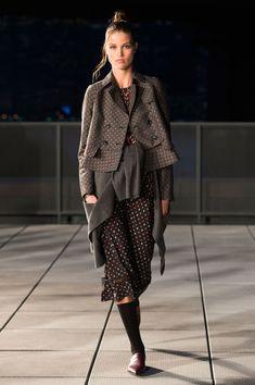 Thakoon, Spring 2017 - The Fiercest Outerwear at NYFW S'17 - Photos