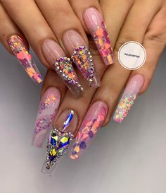 Valentine's Day Nail Designs, Nails Design, Jelly Nails, Valentines Day, Nail Art, Photo And Video, Red, Instagram, Videos