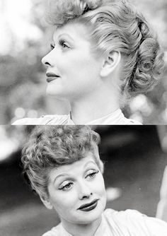 Lucy- She was always so gorgeous