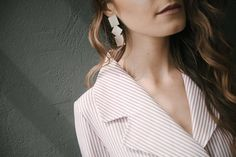 triPLATTITUDE earrings