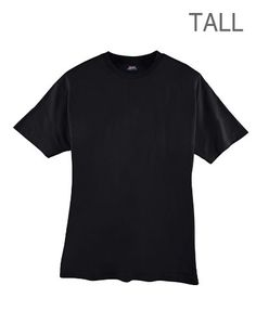 74% Off was $19.98, now is $5.20! HANES TALL Men's 6.1 oz BEEFY-T Short Sleeve T-shirt - 518T