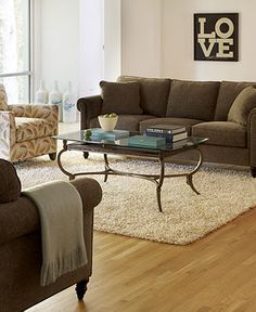 martha stewart living room furniture sets & pieces, saybridge