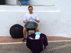 Hang Drum Marbella Old Town, Drums, Bowls, Singing, Serving Bowls, Percussion, Drum, Drum Kit, Mixing Bowls