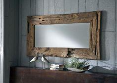 Spiegel Massivholz