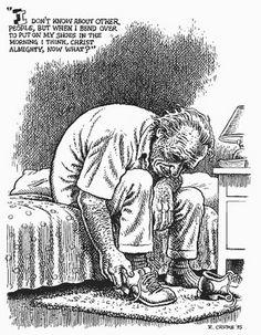 Charles Bukowski/Crumb