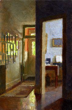 The Art Room: An Interview with Jon Redmond